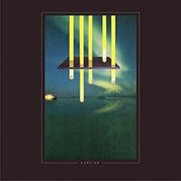Visual representation of a record cover